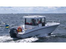 Sverigepremiär för Hammarine C7 på Allt för sjön