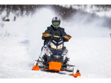 Årets skoterparty – Snowmobile Tänndalen