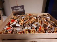 Socialcheferna i Östersund fick en gåva från värdkommunen Jönköping med sig hem.