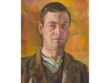 Emil Olsson (1890-1964), olja på duk, 1919