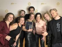 Grant Thornton vinnare av Gyllene hjulet 2019