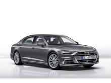Audi A8 L (Terragrey)