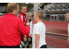 Duktiga, glada men utslagna - FF Stoltträff - Glada Hudik Straffen 2012