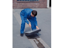 Brunnstätning - ett spillskydd för bla dagvattenbrunnar och avlopp
