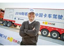 Mats Harborn, Scania China's Strategy Director