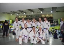 British Army Team success at the 2016 European BJJ Championships