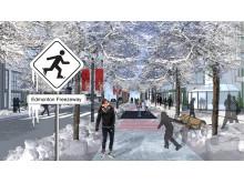 Edmonton Freezeway – åk skridskor genom staden