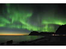Nordlicht / Aurora borealis