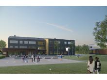 Byggstart för skola i Solna, Sweco