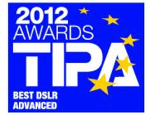 SLT-A65_TIPA Awards 2012 Logo