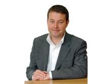 Fredrik Landahl, vd Fortums elhandelsbolag