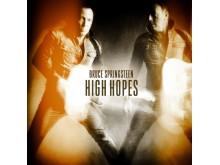 Bruce Springsteen - albumomslag High Hopes