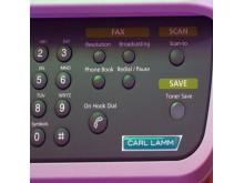 Epoxydekal Carl Lamm