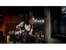 Oplev mørket og uhyggen sænke sig over Frilandsmuseet