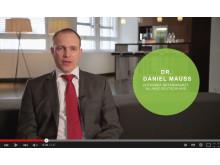 Screenshot. Video zum Handlungsleitfaden betriebliche Darmkrebsvorsorge der Felix Burda Stiftung