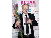 Vinnare Årets butikskedja Retail Awards 2011