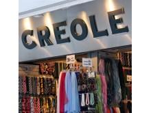 Profilskylt Creole