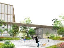 Business center Trelleborg. BSK Arkitekter Nord Architects