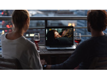 Magine TV Usecase Balkon