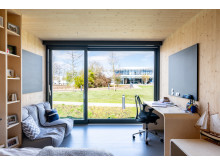 Dyson Institute of Engineering and Technology: Undergraduate Village Interior