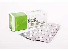 GRAZAX - tabletter för behandling av  gräsallergi