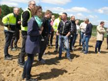 Stor interesse for den åbne byggeplads i Viborg!