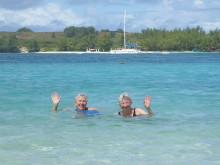 Mauritius et ekte paradis