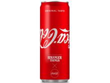 Coca-Colan logo on painettu tölkkiin ensimmäistä kertaa väärinpäin