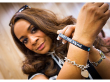 Rowetta helps launch the new Domestic Abuse Strategy