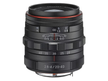 Pentax HD 20-40mm F/2,8-4 ED Limited DC WR, sort