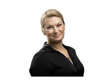 Louise Anestad, varumärkesansvarig på Örebrokompaniet