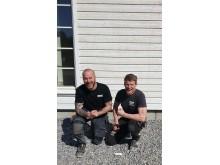 Sävedalens snickeriservice var med och byggde Årets Småhus