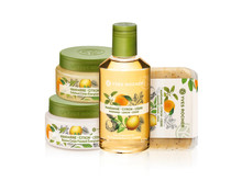 Les Plaisirs Nature Energizing Mandarin Lemon Cedar packshot