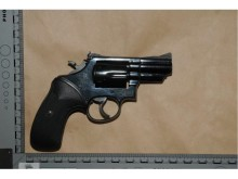 Revolver recovered from home of Mark McGlew