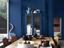Alcro Studio Blå - matrum