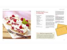 Rezept: Himbeer-Joghurt-Torte mit Keksboden
