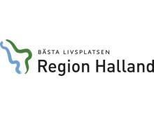 Logga Region Halland - Bästa Livsplatsen