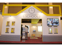 Panasonic Solutions Expo Cambodia School Zone