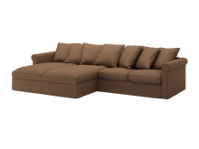 GRÖNLID 4-pers. sofa med chaiselong 6.499.-
