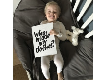 #whomadeyourcloths?