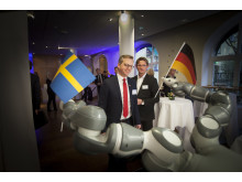 Mikael Damberg beim German Swedish Tech Forum 1