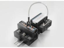 """Weidmüllers gränssnittsadapter kan också användas med """"u-remote"""""""