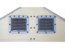 Better Shelter ventilation