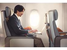 A350 ULR premium economy class
