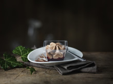 Frödinge portionsdessert - Choklad & Hallon