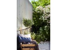 Trebitt terrassebeis shimmergrå
