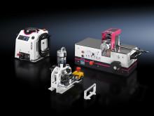 Rittals  CW 120 böjnings- och hålstansningsenhet (Copper Workstation)