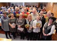 Folkhälsopris 2015