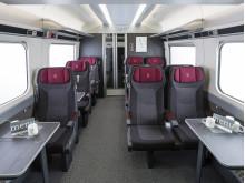 Class 800/801 interiors - First Class