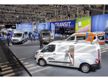 Ford Transit ved IAA Hannover - CV motor show